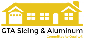 GTA Siding and Aluminum Inc.<BR>Plastic Siding<BR>Milton, ON logo